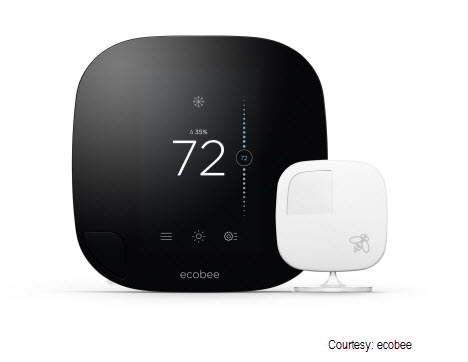 An image of the ecobee3