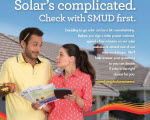 SMUD Print, Digital, Outdoor, and Social Media Ads