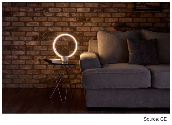 Photo of C by GE Sol smart lamp